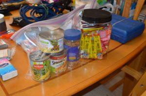 Food for Car Kit