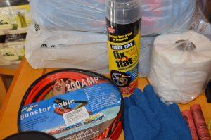 Fix a Flat in Car Kit