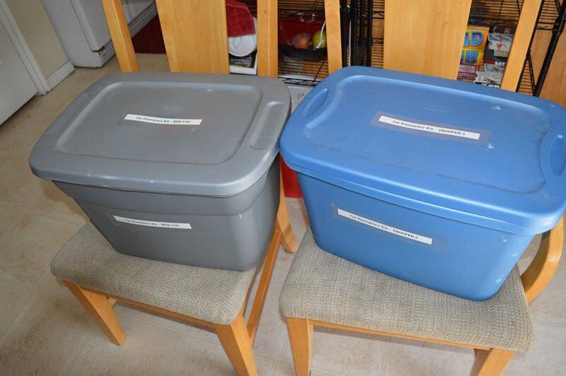 Car Emergency Kits - DIY Preparedness 2