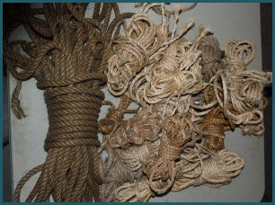 Rope can be used to fix or build a ton of things