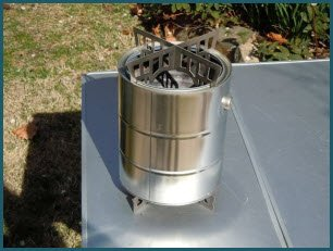 Metal pail cans or #10 cans