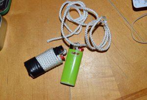 Altoids Tin Bic Lighter - DIY Preparedness