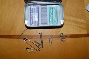 Ointment Packets in Tin - DIY Preparedness