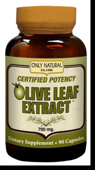 There are different types of Olive Leaf Extract