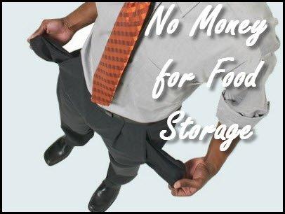 DIY_Preparednes_Why_No_Food_Storage_03_No_Money