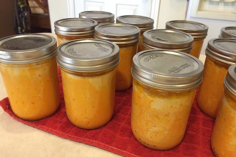 Home Canning Cheese - DIY Preparedness