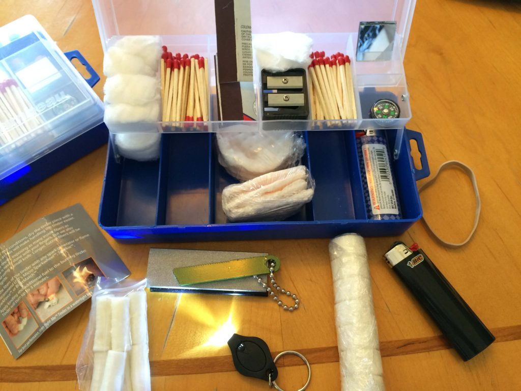 Firestarter Kit - DIY Preparedness
