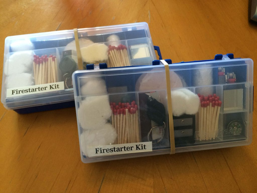 Firestarter Kits - DIY Preparedness