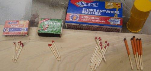 Igniter-Matches