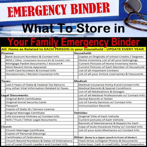 What_To_Store_In_Your_Emergency_Binder-580x580