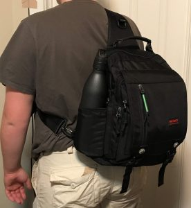 Sling Bag for Get Home Kit - DIY Preparedness (6)