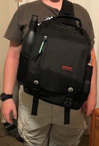 Sling Bag for Get Home Kit - DIY Preparedness (9)