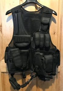 Tactical Vest for Get Home Kit - DIY Preparedness (1)
