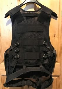 Tactical Vest for Get Home Kit - DIY Preparedness (2)
