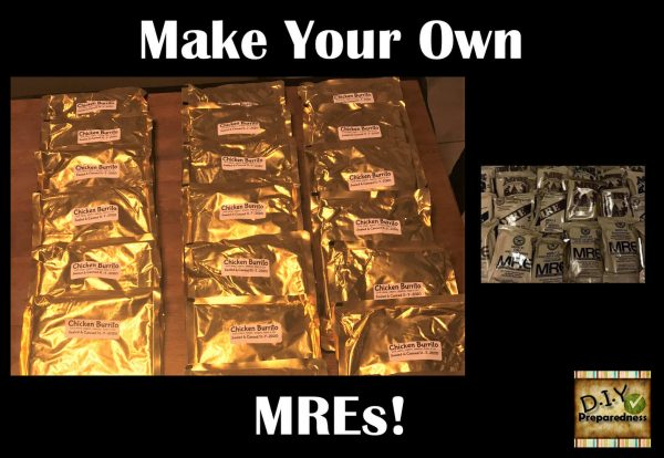 Retort Canning - Make Your Own MREs - DIY Preparedness