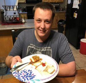 Retort Canning - Tasting Chicken Burritos - 11-2020 (7)