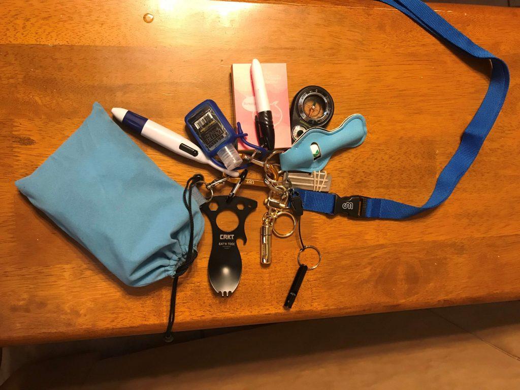 Emergency Lanyard - DIY Preparedness