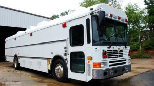 Evacuation bus - DIY Preparedness