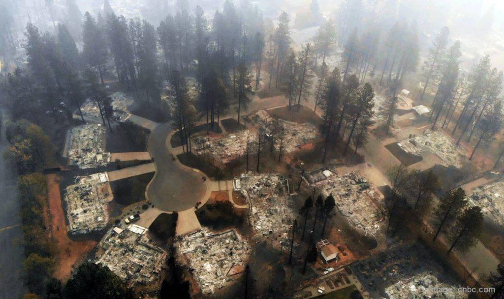 Fires - Paradise California - DIY Preparedness - Emergency Lanyards